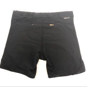 Nike biker shorts black size small